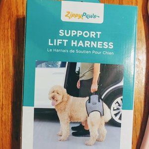 NWT Zippy Paws Large Pet Dog Support Lift Harness
